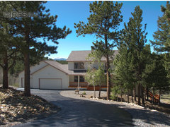 657 Evergreen Rd Black Hawk, CO 80422