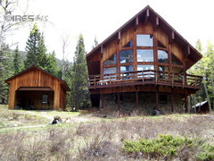 1630 Monument Gulch Way Bellvue, CO 80512